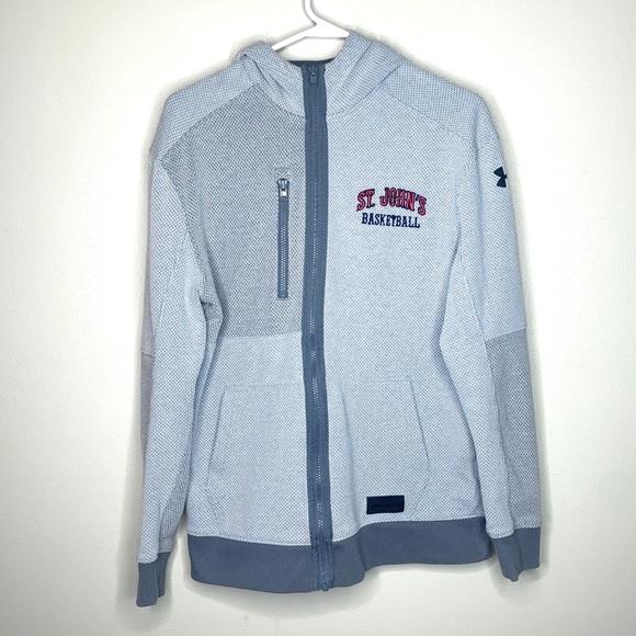 Under Armour Jackets & Blazers - St Johns Ladies Basketball jacket